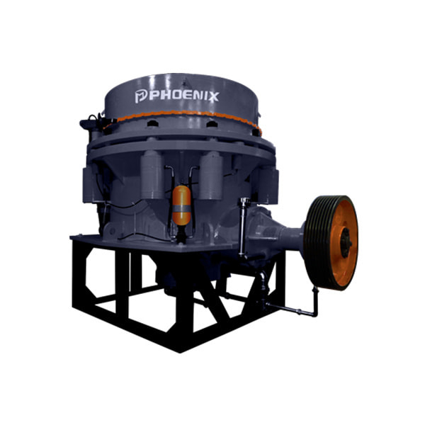 Cone crusher case