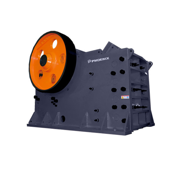 Jaw crusher case